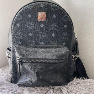 🖤 MCM Small Stark Side Stud Backpack 🖤